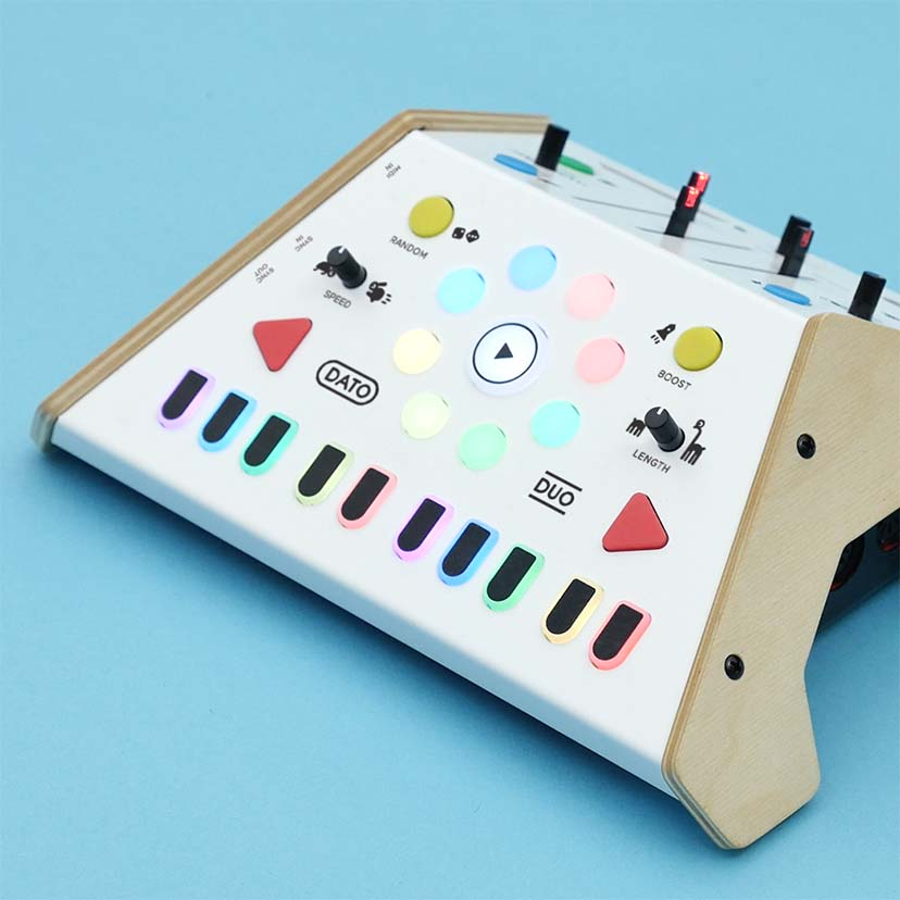 DUO sequencer side
